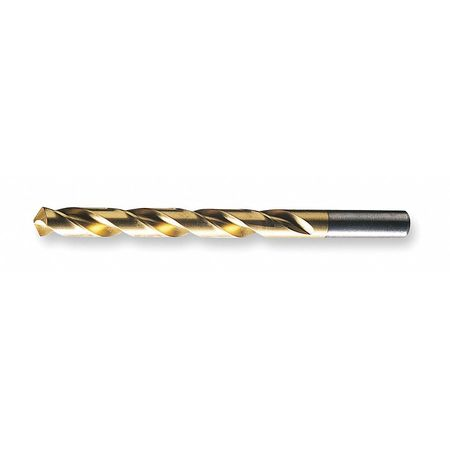Jobber Bit, 3/8 In., High Speed Steel