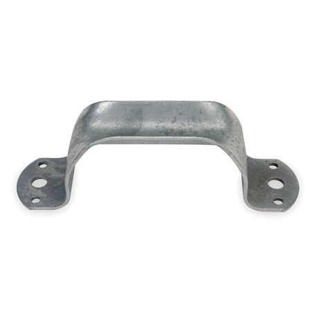 Heavy Duty Door Pull Steel 7 3 4 In L Galv
