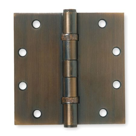 Template, Ball, Oil Rubbed Bronze, 5x5, PK3