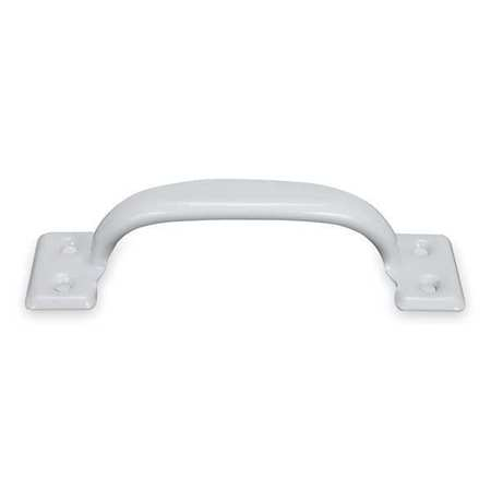 Utility Pull, Steel, White, 5 1/2 In L