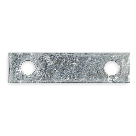Mending Plate, Steel, 5/8 Wx2 In L