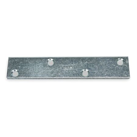 Mending Plate, Steel,  1 In Wx5 In L