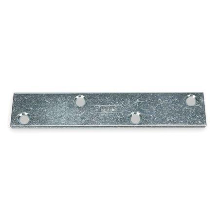 Mending Plate, Steel, 1 1/8 Wx6 In L