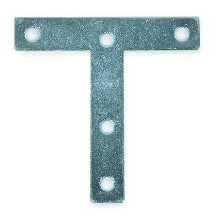 T Plate, Steel, 4 In W