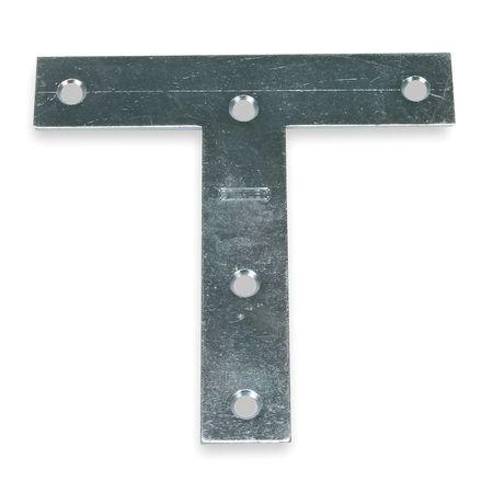 T Plate, Steel, 5 In W