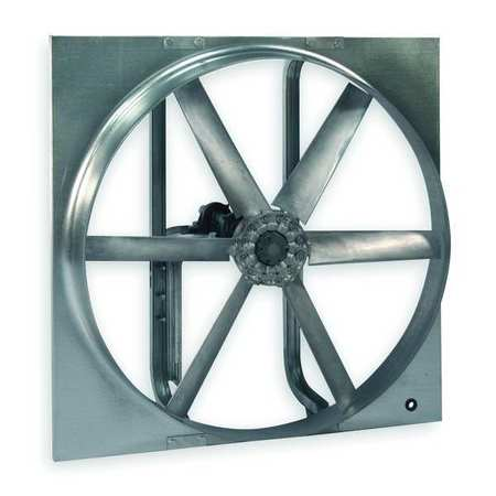 Exhaust/Supply Fan, 36 In Less Drive Pkg