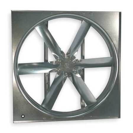Supply Fan,  24 In, 208-230/460 V