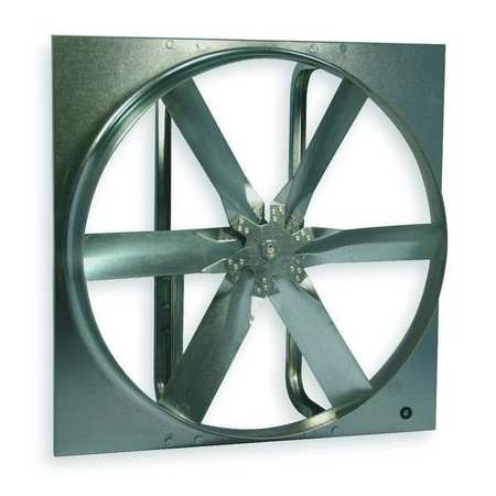 Exh Fan 20 In, Less Drive Pkg, Std Duty