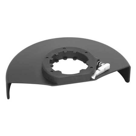 Grinder Safety Guard, 9 In.