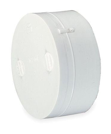 "2"" Hub PVC DWV Socket Cap"