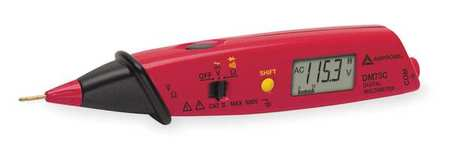 Digital Multimeter, 600V, 34 MOhms