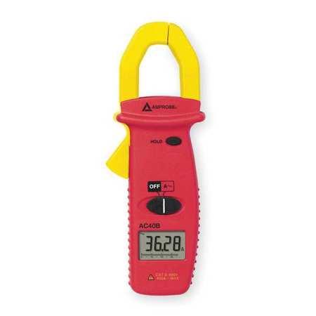 Digital Clamp Meter, 400A