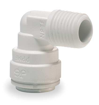 90 Elbow, Acetal Copolymer, Pk10