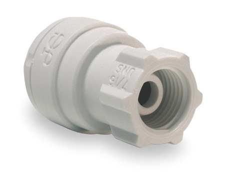 """7/16"""" x 3/8"""" Tube Faucet Adapter PK 10"""