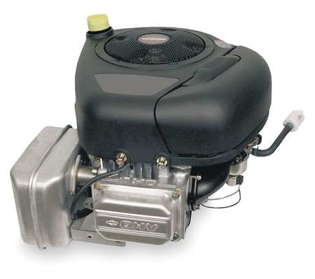 Gas Engine, 17.5HP, 3300 RPM, Vertcl Shaft