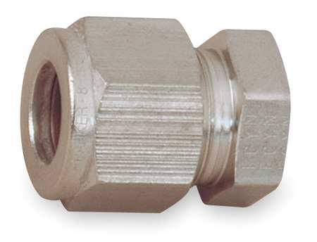 Cap, Carbon Steel, Comp, 1/4In