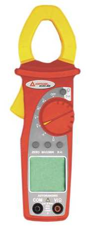 Digital Clamp Meter, 400A, 600V