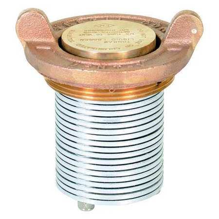 Drum Safety Vent, Vertical, 2 In Threads