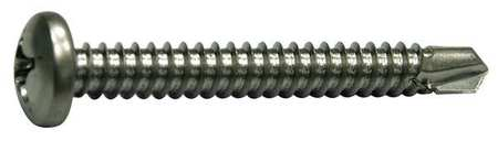 Drilling Screw, #6-20, 3/4 L, PK100