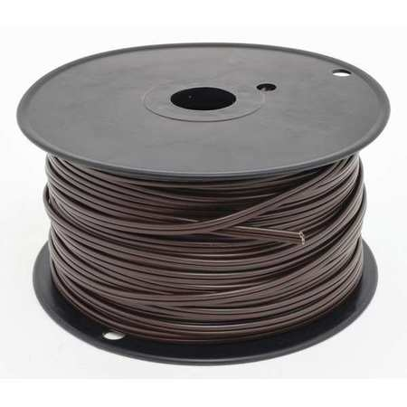 Lamp Cord, SPT-1, 18 AWG, Brown