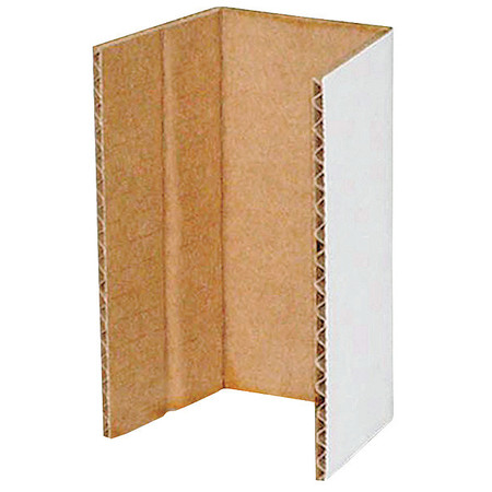 Corrugated Shelf Bin Divider,  PK100