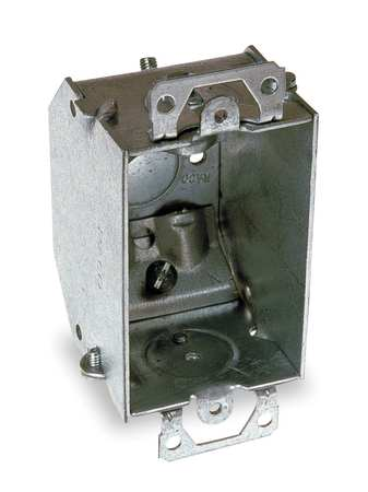 Electrical Box, Switch, 3x2x2.25 in.