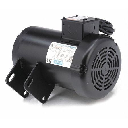 Saw Motor, 3 HP, 3450 RPM, 230V