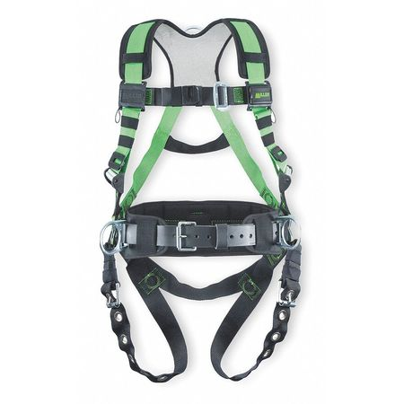 Full Body Harness, Universal, 400 lb.