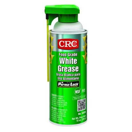 Food Grade White Grease, 16 oz, Net 10 oz