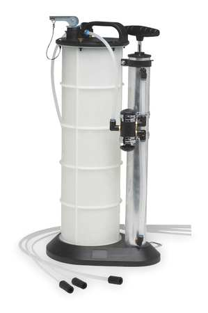 Fluid Evacuator/Dispenser, Manual