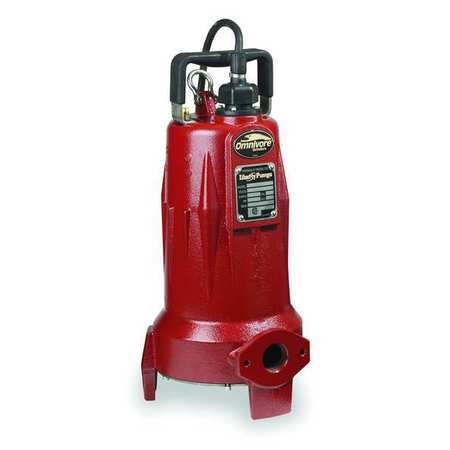 Grinder Pump,  2 HP,  208-230 Voltage