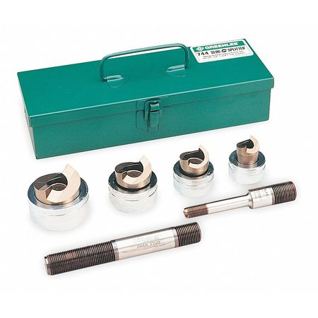 Hydraulic Punch Driver Set, 10 ga. SS