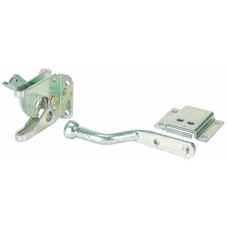 Self-Latching Gate Latch, 1-3/4 In. W