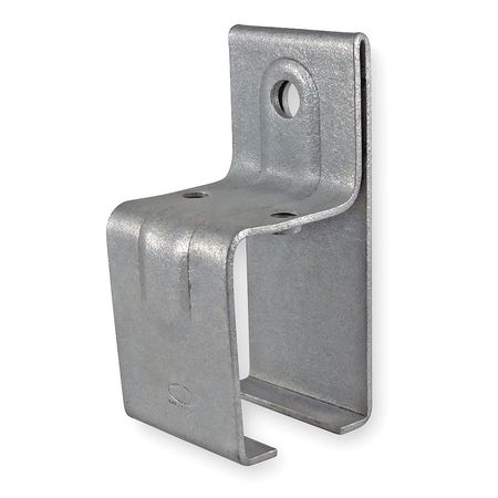 Bracket, Single Box, Steel, L 4 9/16 In