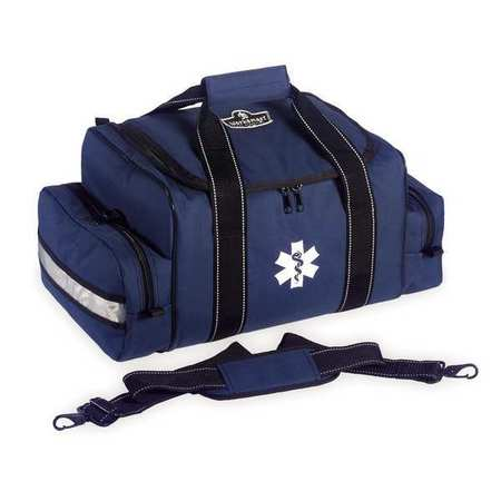 "19"" Trauma Bag,  Blue"