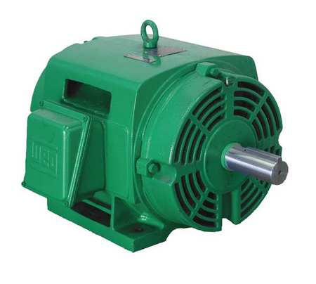 Mtr, 3 Ph, 60 HP, 1780, 208-230/460, Eff 95.0