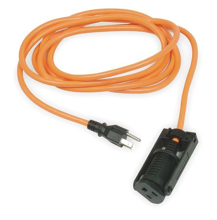 100 ft. 16/3 Locking Extension Cord SJTW