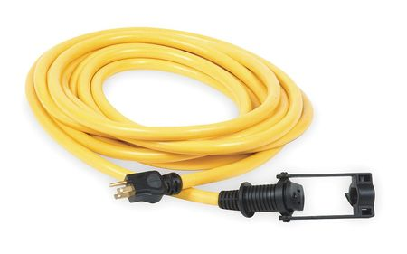 100 ft. 10/3 Locking Extension Cord SJTW