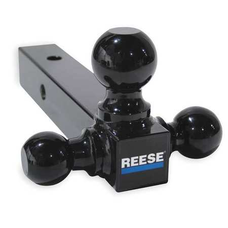 Tri Ball Mount, 1 7/8,  2,  And 2 5/16 In