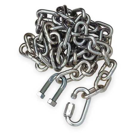 Safety Chain, 5000 lb, 36 In