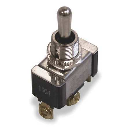 Toggle Switch, SPDT, 10A @ 250V, Screw