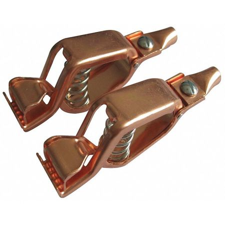 Battery Clip, Copper, 100A, PR