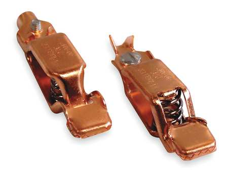 Battery Clip, Copper, 40A, PR