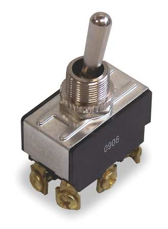 Toggle Switch, DPDT, 10A @ 250V, Screw