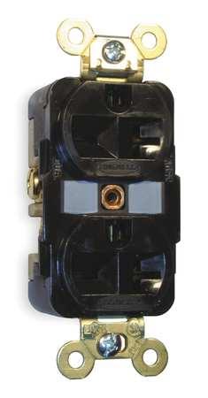 20A Duplex Receptacle 250VAC 6-20R BN