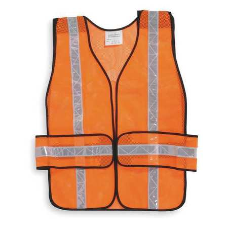 Breakaway High Visibility Vest, Universal, Orange