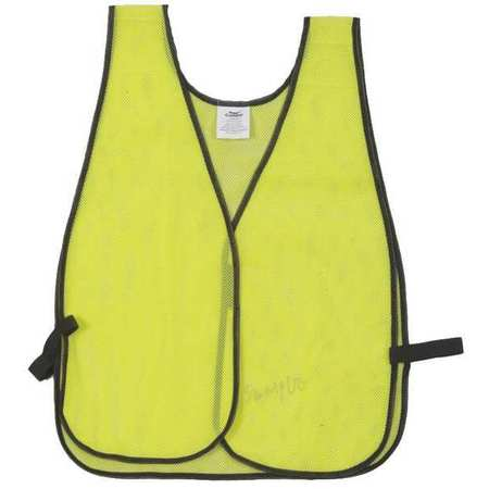 XL-3XL Safety Vest,  Lime