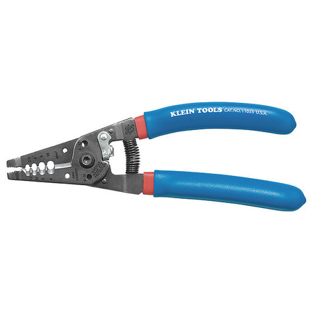Wire Stripper, 12 to 6 AWG, 7-1/8 In