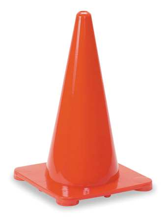 Traffic Cone, 18 In.Red