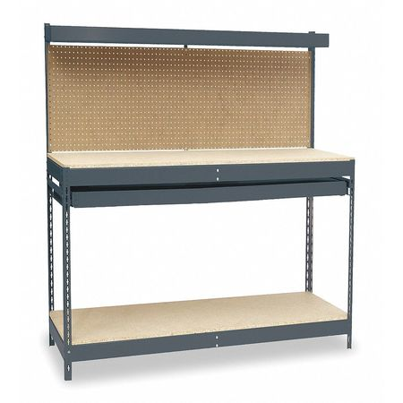 "Workbench, Particleboard, 60"" W, 24"" D"
